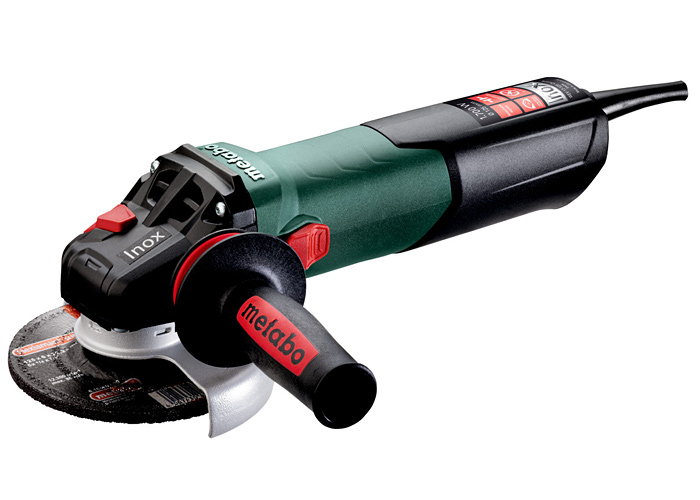Болгарка METABO WEV 17-125 Quick Inox