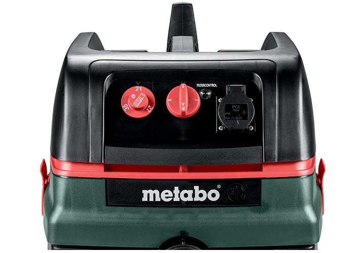 Строительный пылесос METABO ASR 25 M SC
