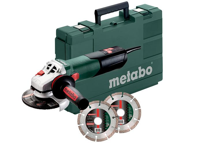 Болгарка METABO W 13-125 Quick Set