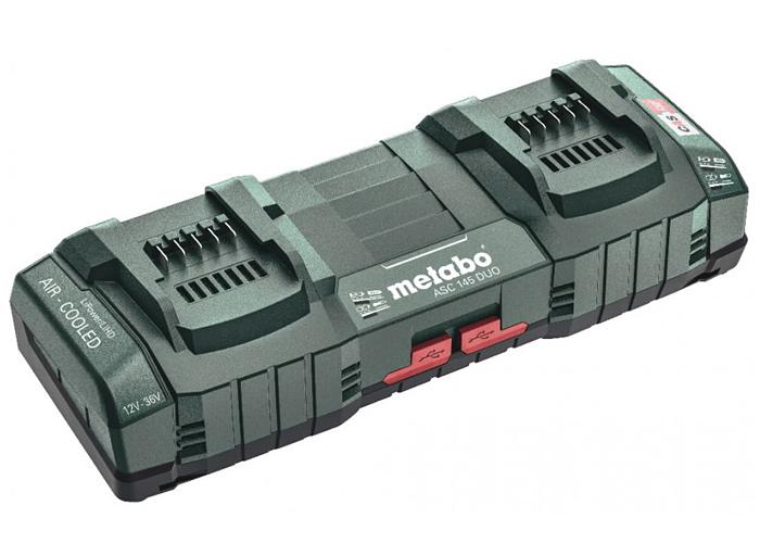 Зарядное устройство METABO ASC 145 DUO