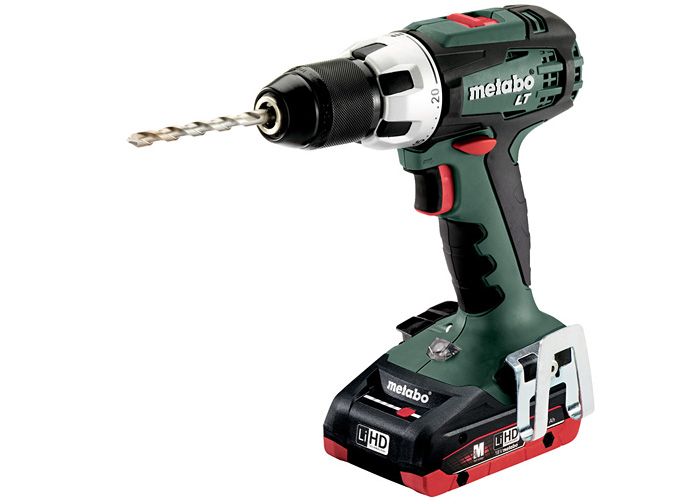 Аккумуляторный шуруповерт METABO BS 18 LT (4,0 Ач)