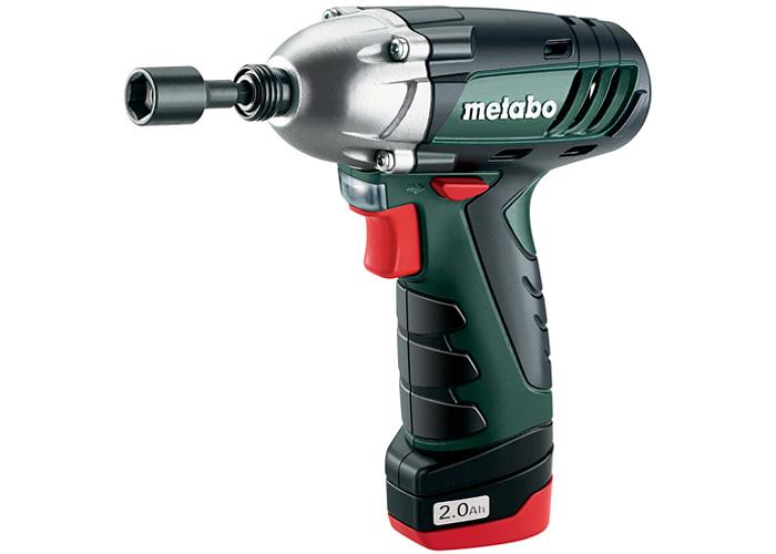 Набор инструментов METABO Combo Set 2.1 10.8 V Quick Pro