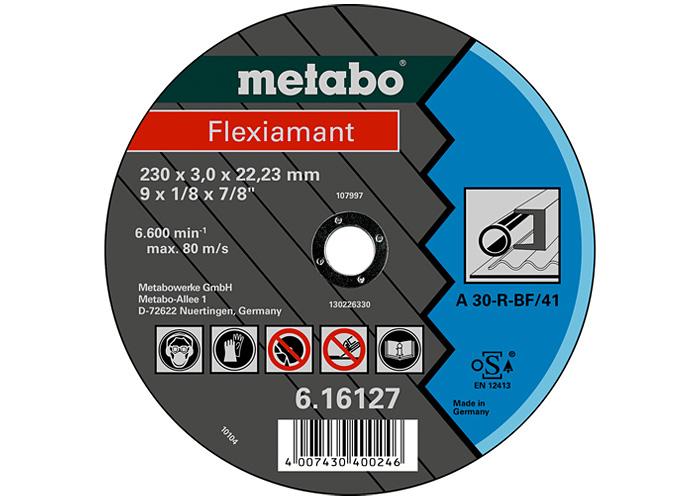 Отрезной круг  METABO Flexiamant 230 мм (616127000)