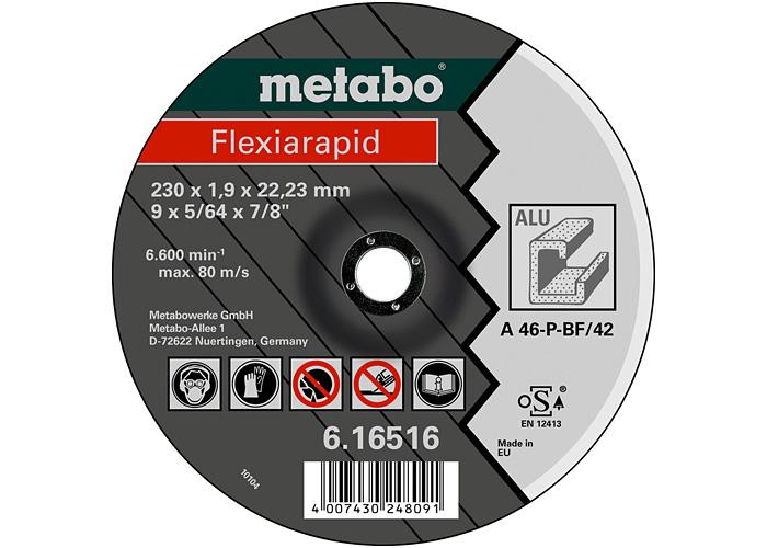 Отрезной круг  METABO Flexiarapid 150 мм (616514000)