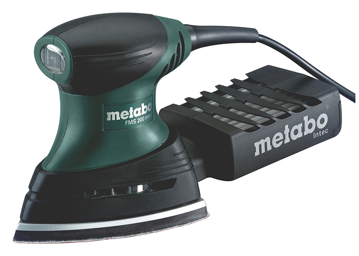 Виброшлифмашина METABO FMS 200 Intec