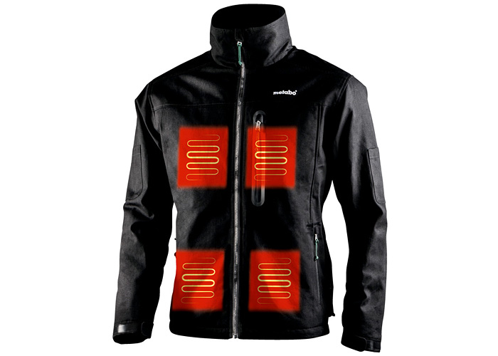 Куртка с подогревом METABO HJA 14.4-18 (S)