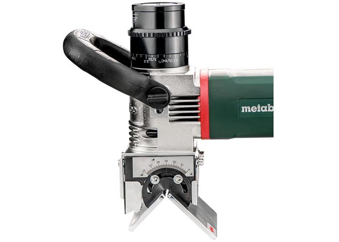 Кромочный фрезер по металлу METABO KFM 16-15 F