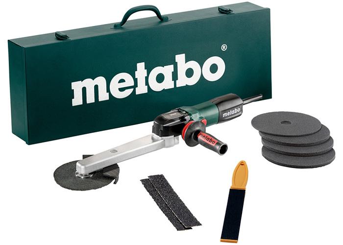 Шлифовальная машина для узких мест METABO KNSE 9-150 Set