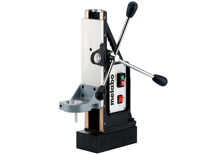 Магнитная сверлильная стойка METABO M 100