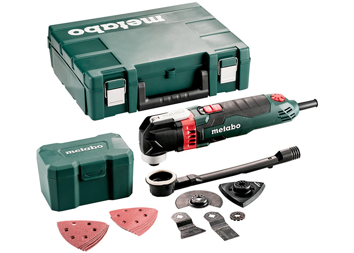 Мультитул METABO MT 400 Quick Set + кейс