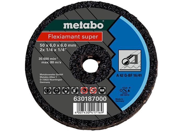 Обдирочный круг METABO Flexiamant Super  50 мм (630187000)