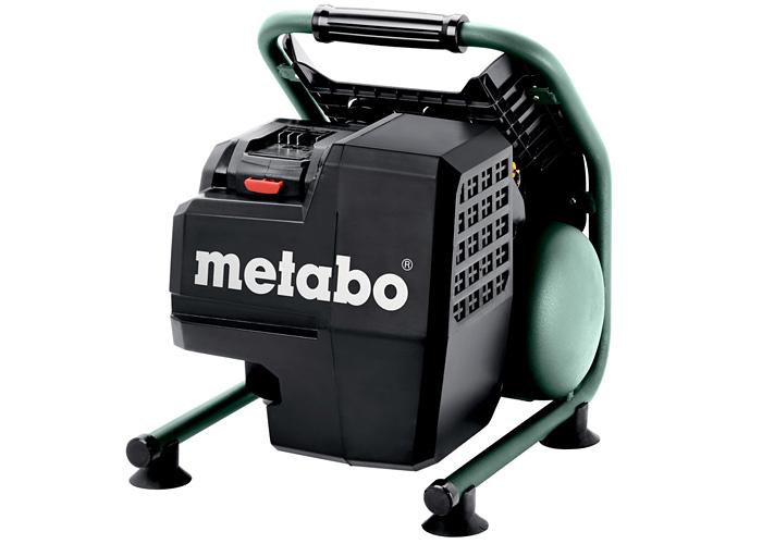 Аккумуляторный компрессор METABO Power 160-5 18 LTX BL OF
