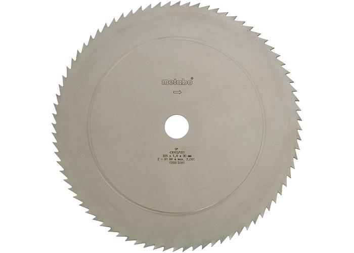 Пильный диск METABO Power Cut 315 мм (628101000)