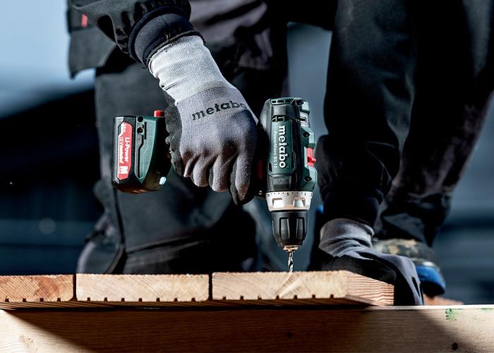 Аккумуляторный шуруповерт METABO PowerMaxx BS 12 Set Mobile Workshop