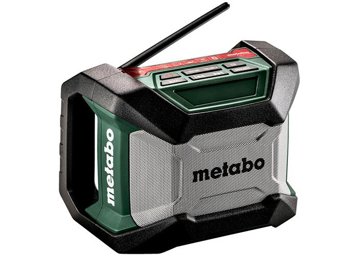 Аккумуляторное радио METABO R 12-18 BT