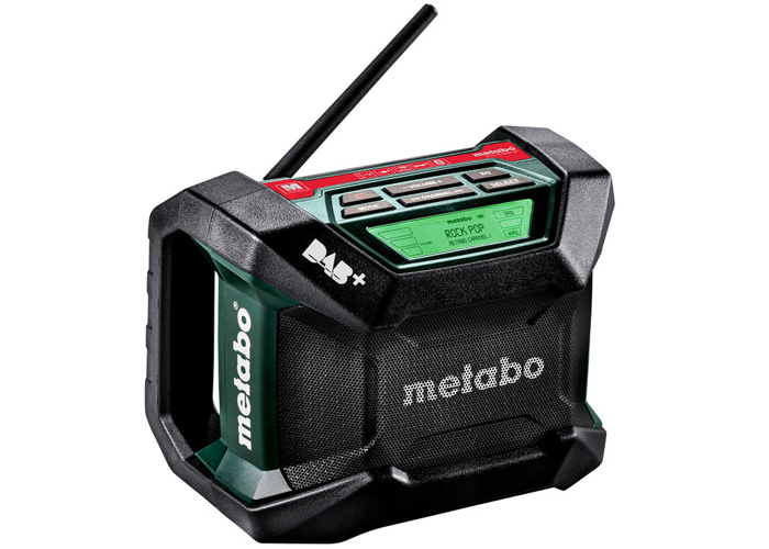 Аккумуляторное радио METABO R 12-18 DAB+ BT