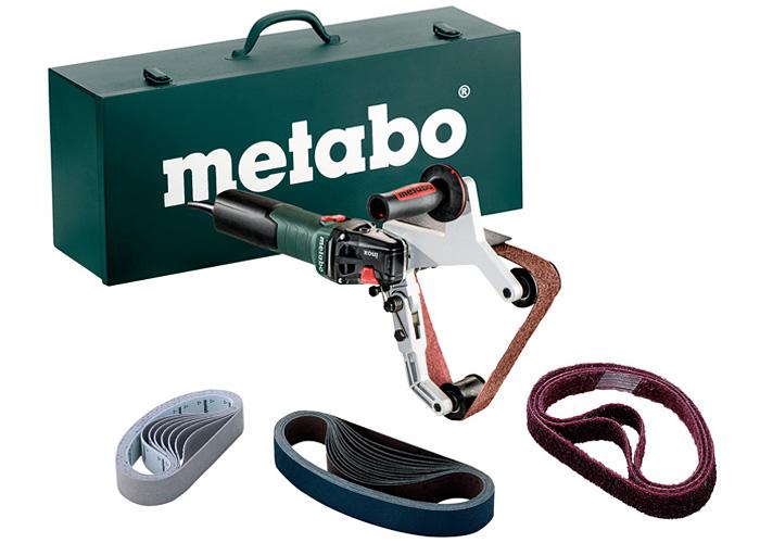 Шлифмашина для труб METABO RBE 15-180 Set