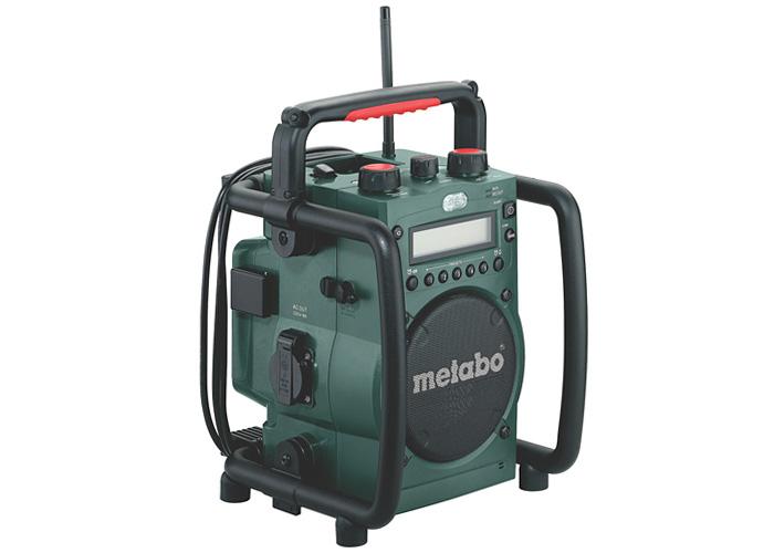 Аккумуляторное радио METABO RC 14,4-18
