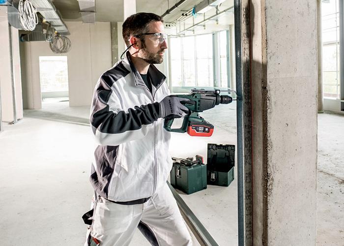 Аккумуляторный шуруповерт METABO SBE 18 LTX Каркас + MetaLoc