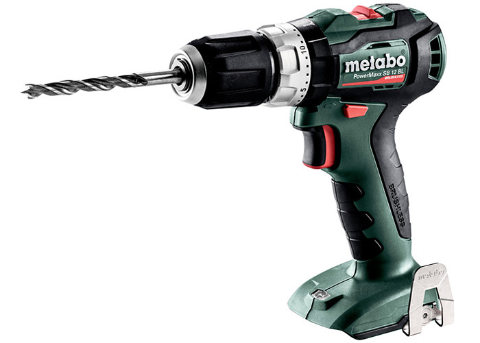 Набор инструментов METABO Combo Set 2.7.7 12 V BL
