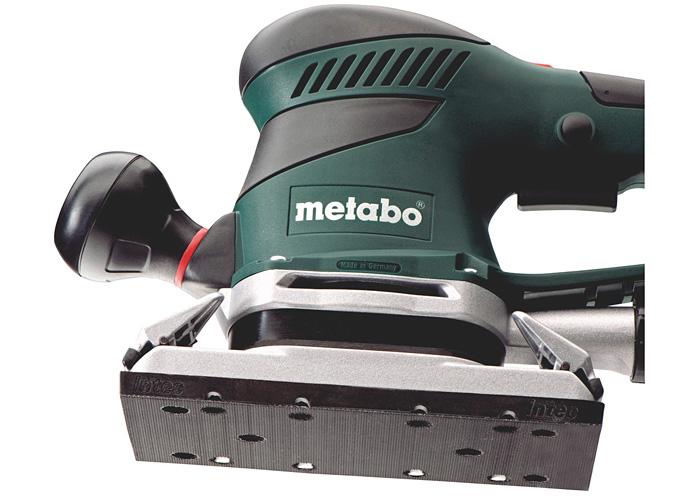 Виброшлифмашина METABO SRE 4350 Turbotec + MetaLoc