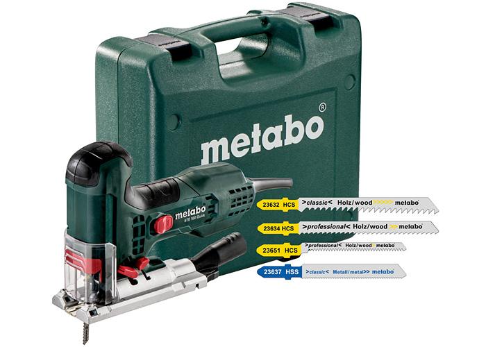 Лобзик METABO STE 100 Quick Set
