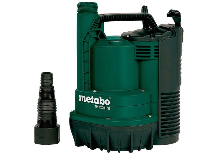 Дренажный насос METABO TP12000SI