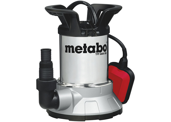 Дренажный насос METABO TPF6600SN