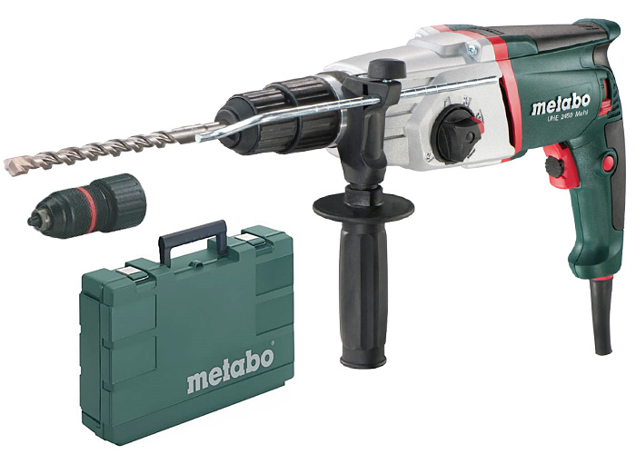 Перфоратор METABO UHE 2450 Multi (БЗП)