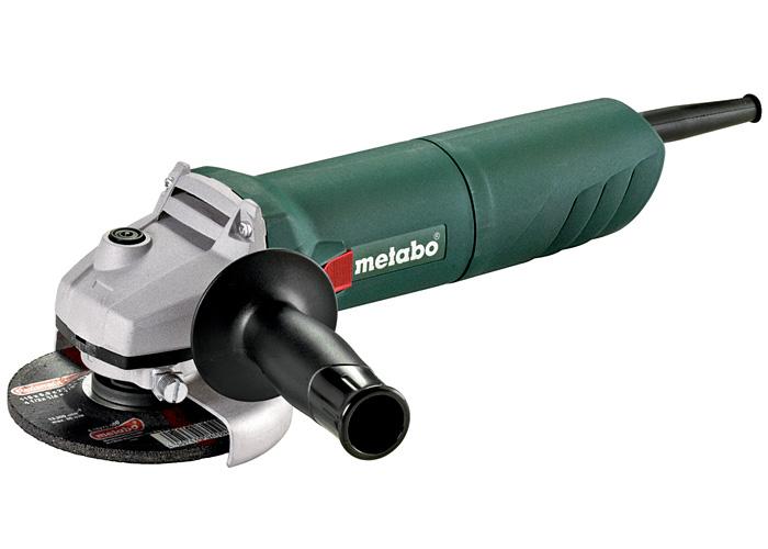 Болгарка METABO W 1100-115