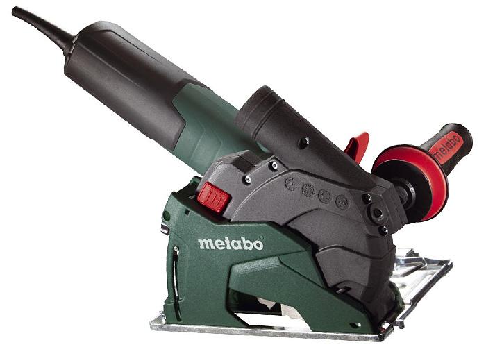 Болгарка METABO W 12-125 HD Set CED