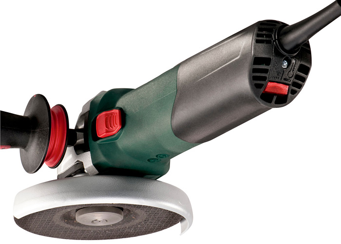 Болгарка METABO WE 15-125 HD