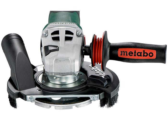 Болгарка METABO WE 15-125 HD Set GED + Classic