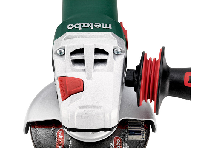Болгарка METABO WE 15-125 Quick