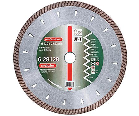 Алмазный универсальный круг  METABO Professional UP-T Turbo 115 мм (628124000)