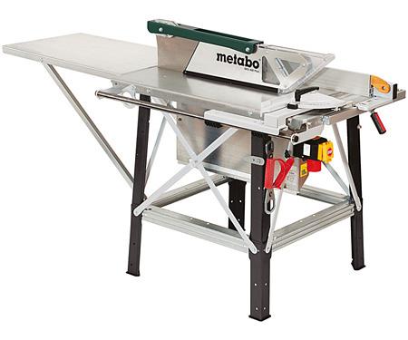 Строительная циркулярная пила METABO BKS 400 Plus - 4,2 DNB Set
