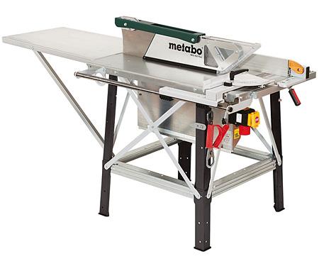 Строительная циркулярная пила METABO BKS 450 Plus - 5,5 DNB Set