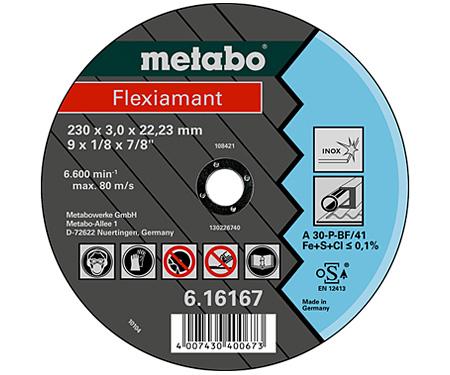 Отрезной круг  METABO Flexiamant 100 мм (616744000)