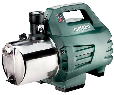 Поверхностный насос-автомат METABO HWA 6000 Inox