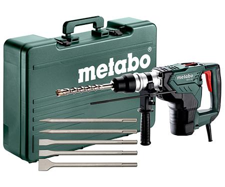 Перфоратор METABO KH 5-40 Set