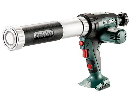 Аккумуляторный пистолет для герметика METABO KPA 18 LTX 400 Каркас