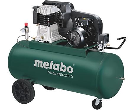 Компрессор METABO Mega 650-270 D