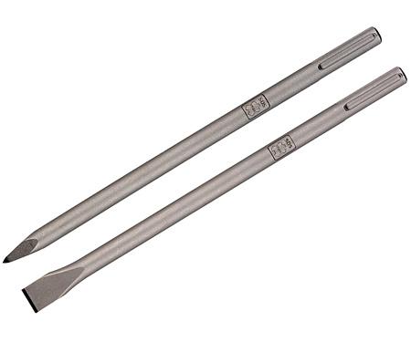 Набор зубил и пик METABO SDS-max, 2 предмета (623309000)