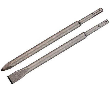 Набор зубил и пик METABO SDS-plus, 2 предмета (630486000)