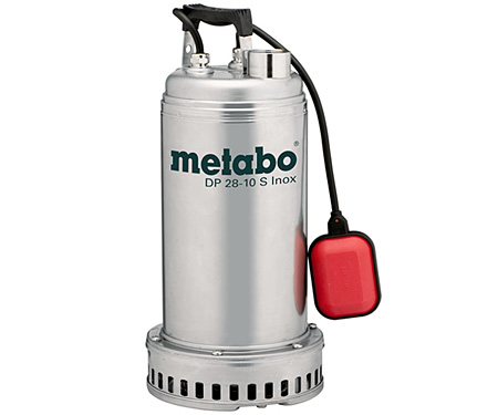 Дренажный насос METABO <nobr>DP28-10SInox</nobr>