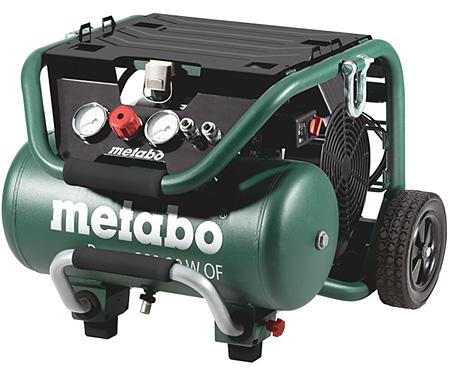 Безмасляный компрессор METABO Power 400-20 W OF