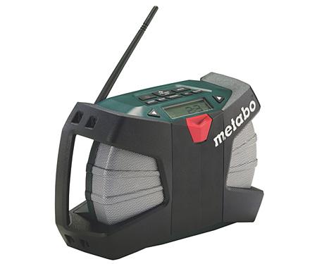 Аккумуляторное радио METABO PowerMaxx RC WildCat
