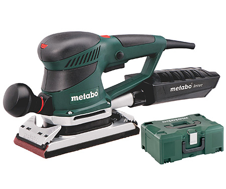 Виброшлифмашина METABO SRE 4350 Turbotec + MetaLoc