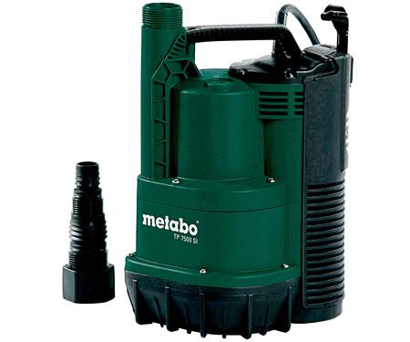 Дренажный насос METABO TP7500SI