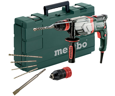 Перфоратор METABO UHEV 2860-2 Quick Set (5 шт.)